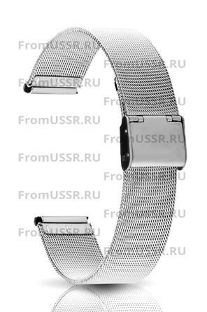 Миланский браслет сталь 18 мм - фото 4750