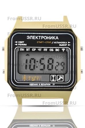 Часы Электроника 77А/1183 - фото 4769