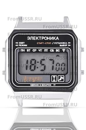 Часы Электроника 77А/1184 - фото 4914