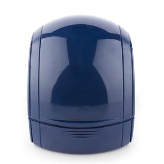 Синий пластиковый кейс - фото 5142