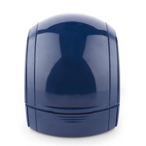 Синий пластиковый кейс